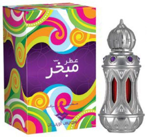 ATTAR MUBAKHAR By Swiss Arabian Gorgeous Perfume Fragrance Oil Attar 20ml- New