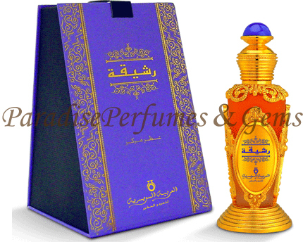 RASHEEQA By Swiss Arabian Gorgeous Exotic Perfume Fragrance Oil