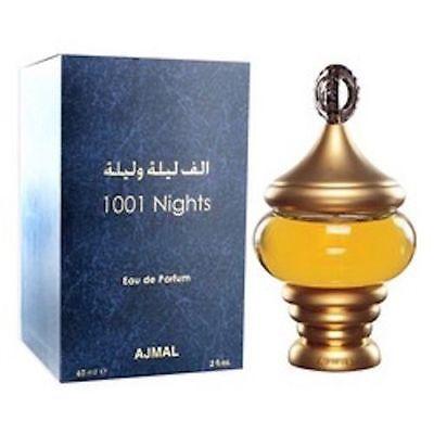 *1001 NIGHTS* By AJMAL - Exotic Arabian Perfume New 60ml EDP Spray
