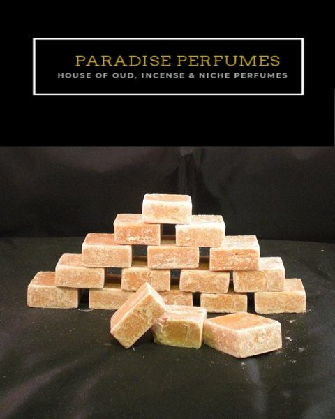 *MUSK JAMID* Sensual Solid Perfumed Cubes - New