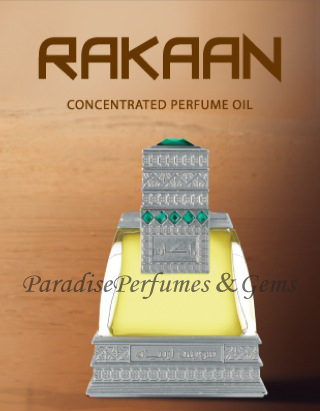 *RAKAAN* By Swiss Arabian Rich Exotic Perfume Fragrance Oil
