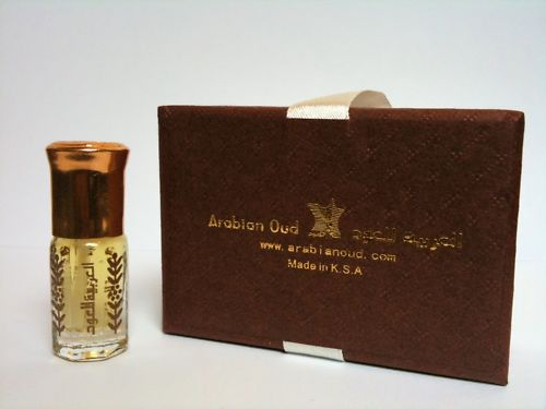 *RAWAA* BY ARABIAN OUD AMBER PERFUME OIL
