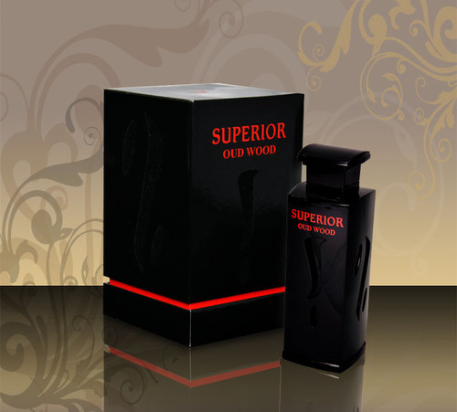 *SUPERIOR OUD WOOD* BY ARABIAN OUD PERFUME FRAGRANCE EDP SPRAY