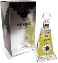 Arba Wardat - Top Perfume Oil by Rasasi (SAMPLE) 3ml