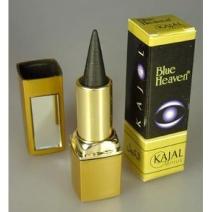 Blue Heaven Genius Kajal Black Kohl Eyeliner x 1pc