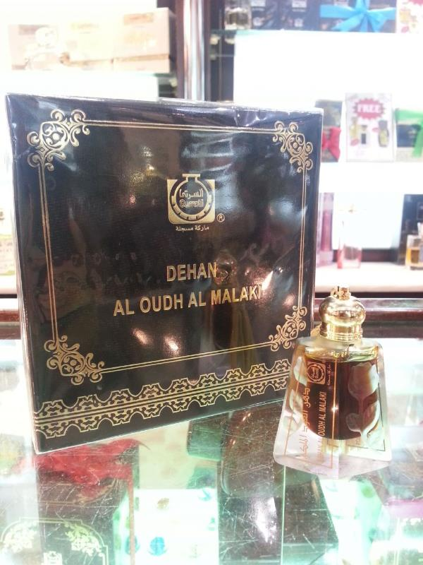 Dehan Al Oudh Al Malaki by Surrati High Quaity Oil