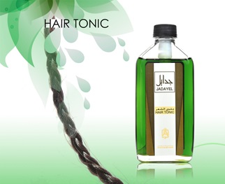 Jadayel Hair Tonic By Abdul Samad Al Qurashi - 100% Natural