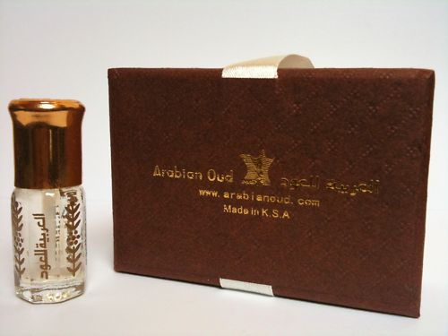 MUSK MUTASALLIK BY ARABIAN OUD PERFUME OIL ATTAR