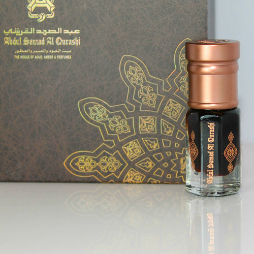 New *BLACK MUSK* By Abdul Samad Al Qurashi High Quality Perfume Oil Attar