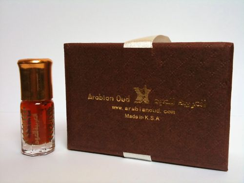 SIRAJ MURAKKAZ ROYAL BY ARABIAN OUD PERFUME OIL ATTAR