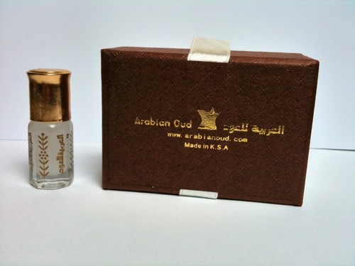 WHITE MUSK MALIKI (SUPERIOR) BY ARABIAN OUD HIGH GRADE AA 3ML PERFUME OIL